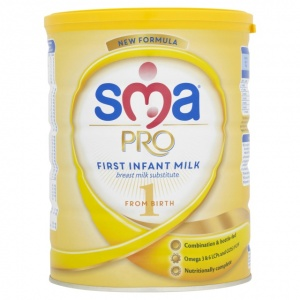 SMA First Infant Milk 800g