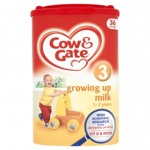 Cow & Gate Growing Up Milk Powder 1-2 Years 900g