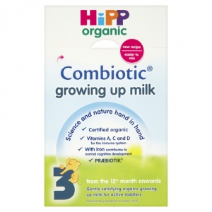 Hipp Organic Growing Up Milk for 1 year+ 600g