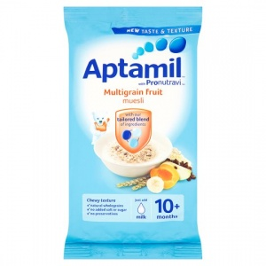 Aptamil 10 Month Multigrain Fruit Muesli 275g