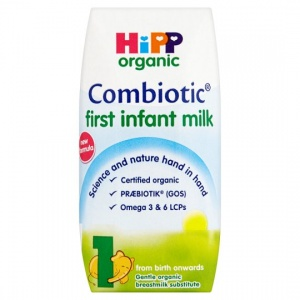 Hipp Organic First Infant Milk Ready Made 200ml