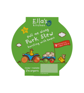 Ella's Kitchen Stage 4 Little Big Meal Pork Stew 200g