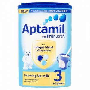 Aptamil Growing Up Milk Powder 1-2 Years 900g