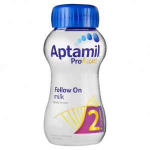 Aptamil Profutura Follow-on Ready to Feed Milk 200ml Bottle
