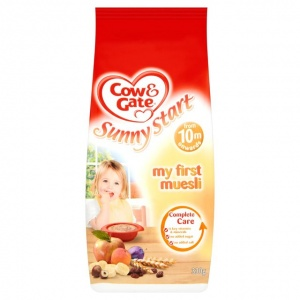 Cow & Gate 10 Month My First Muesli 330g