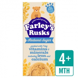 Farleys Rusks 4 Month Reduced Sugar 9