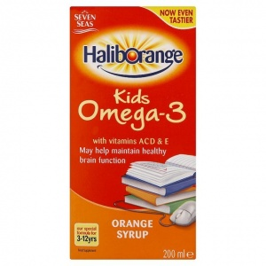 Haliborange Omega 3 Syrup for Kids 200ml