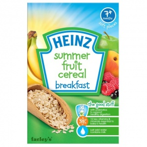Heinz 7 Month Summer Fruits Cereal 120g