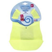 Tommee Tippee Explora Roll & Go Bib (Colours vary)