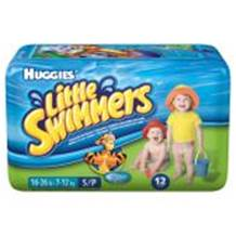 Huggies Unisex Little Swimmers Size 3-4 (7-15 Kgs) 12 pack