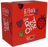 Ella's Kitchen Organic Smoothie ''The Red One'' 5 Pack