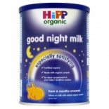 Hipp Organic Goodnight Milk 350g