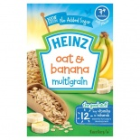 Heinz 7 Month Oats & Banana Cereal 120g