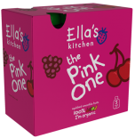 Ella's Kitchen Organic Smoothie ''The Pink One'' 5 Pack