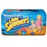 Huggies Unisex Little Swimmers Size 5-6 (11-18kg) 11 pack