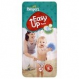 Pampers Easy Ups Economy Pack Size 5 Junior 26 per pack (12-18 Kgs)