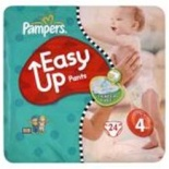 Pampers Easy Ups Carry Pack Size 4 Maxi 22 (8-15 Kgs)