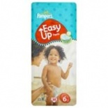 Pampers Easy Ups Economy Pack Size 6 Extra Large 24 per pack (16+ Kgs)