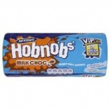 McVities Milk Chocolate Hobnobs 242g Pack