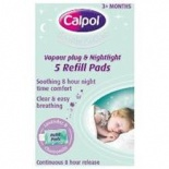 Calpol Vapour Plug Refill Pads for 3 months + Pack of 5