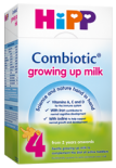 Hipp Growing Up Milk for 2 year+ 600g