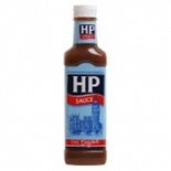 HP Brown Sauce Squeezy Bottle 425g