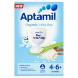 Aptamil 4-6 Month Organic Baby Rice 100g