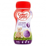 Cow & Gate Follow On Ready To Feed Milk 200ml