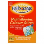 Haliborange Multivitamins plus Calcium & Iron 30 per pack