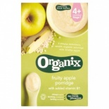 Organix 6 month+ Fruity Apple Porridge 120g