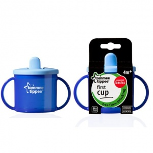 Tommee Tippee Essentials Basics First Cup Blue