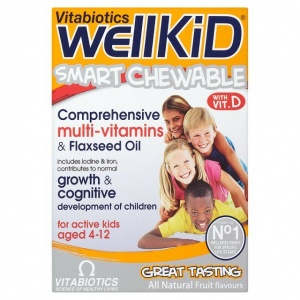 Vitabiotics Well Kid Multivitamins 30 per pack