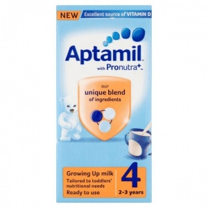 Aptamil Growing Up Milk 2-3 years 200ml
