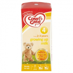 Cow & Gate Growing Up Milk 2-3 years 200ml