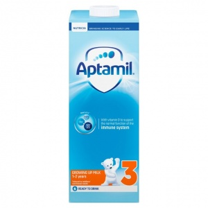 Aptamil Growing Up Milk 1-2 Years Ready To Feed 1 Litre