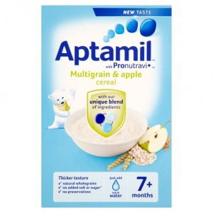 Aptamil 7 Month Multigrain & Apple Breakfast 200g