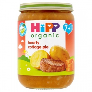 Hipp 7 Month Organic Hearty Cottage Pie 190g Jar