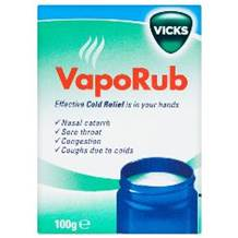 Vicks Vapour Rub 100g