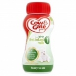 Cow & Gate First Infant Milk Ready To Feed Milk 200ml
