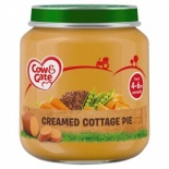 Cow & Gate 4 Month+ Creamed Cottage Pie 125g Jar