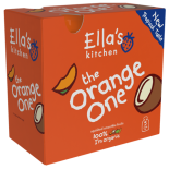 Ella's Kitchen Organic Smoothie ''The Orange One'' 5 Pack