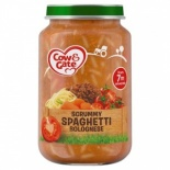 Cow & Gate 7 Month+ Spaghetti Bolognese 200g Jar