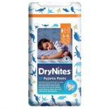 Huggies Dry Nites Pyjama Pants x 10 Boy (3-5 Yrs)