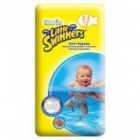 Huggies Unisex Little Swimmers Size 2-3 (3-8 Kgs) 12 pack