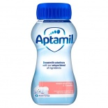 Aptamil Hungry Ready to Feed Milk 200ml Bottle