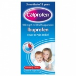 Calprofen Liquid 100ml For 3 months+