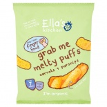 Ella's Kitchen 7 Months+ Melty Puffs Carrot & Parsnip 20g bag