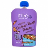 Ella's Kitchen Stage 2 Organic Cheery Chicken Roast Dinner130g