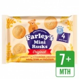 Farleys Mini Rusks 7 Month 4 x 33g