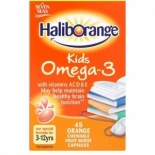 Haliborange Omega 3 Orange Chews 45 per pack